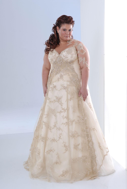 Big Size Wedding Dresses Big Size Wedding Dress Fanni Arev
