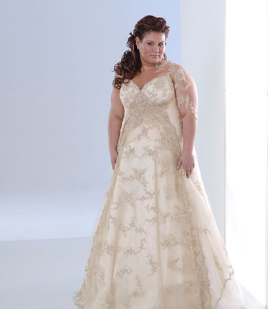 big size wedding dresses 2